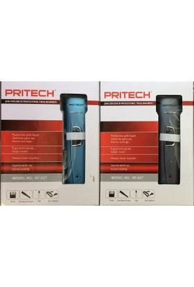 Pritech Rf-027 Şarjlı Saç Sakal Traş Makinesi