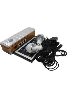 Watton Watton Wt-310 Solar Aydınlatma Sistemi