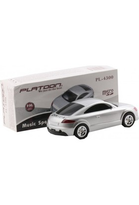 Forland Araba Tasarımlı Radyolu Mp3 Çalar