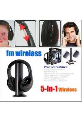 Mytech 5 In 1 Hifi Wireless Kablosuz Kulaklık