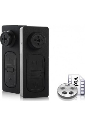 Mytech Gizli Düğme Şeklinde Hd Kamera