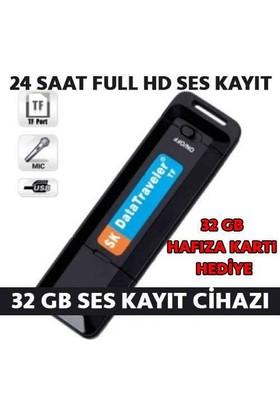 Mytech 32 Gb Ses Kayıt Cihazı Hafıza Kartı Dahil