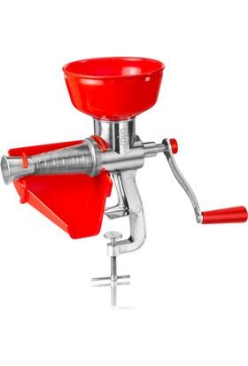 Tuğraçelik Salça Makinesi Tuğra Çelik Yeni Alüminyum