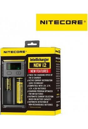 Nitecore İ2 İntelli Charger Li-İon Şarj Cihazı