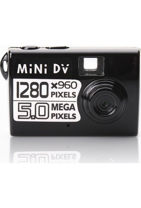 Mytech Full Hd Mini Dv Dv Kamera