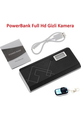 Mytech Full Hd Powerbank Kamera Kumandalı Hareket Sensör 1920X1080