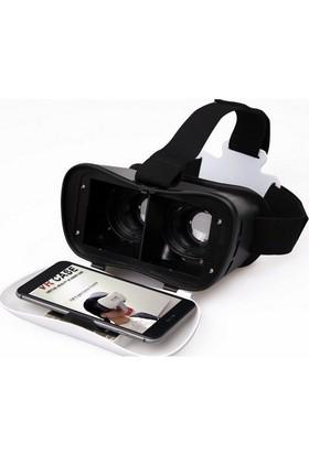 Vr-Box Case 3D Vr Rk5 4.0 - 6.0 İnc Sanal Gerçeklik Gözlüğü