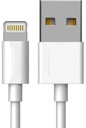 Onrtekno Apple iPhone, iPad 8 Pin 1Mt Sargılı Data Şarj Kablosu
