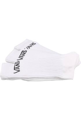 Vans Vxsewht Classıc Crew (3Pk Beyaz Erkek Çorap