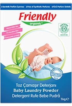 Friendly Organik Toz Çamaşır Deterjanı 1 Kg