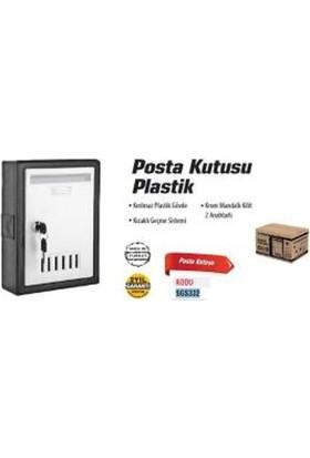 Bant Marketim Sgs 333 Posta Kutusu Plastik Birbirine Geçmeli
