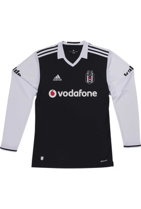 Adidas Performance Beşiktaş 16 Away Jsy Ls B Erkek Forma BG8475