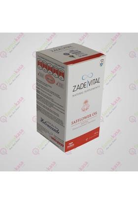 Zade Vital Aspir Yağı 600Mg 60 Kapsül Şişe