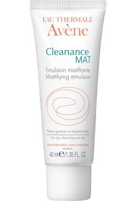 Avene Cleanance Mat Emulsion 40Ml Matlaştırıcı Ve Nemlendirici Krem