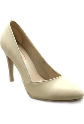 Carla Bella 1501 Kadın Abiye Ayakkabı
