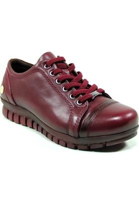 Mammamia 230 Deri Kadın Ayakkabı