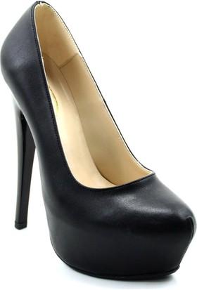 Carla Bella 2100 Kadın Abiye Ayakkabı