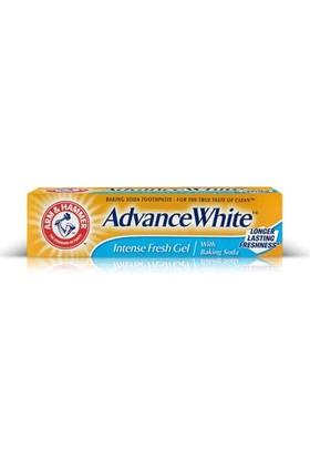Arm & Hammer 3 Tona Kadar Beyazlatıcı Diş Macunu Gel Formul 75Ml