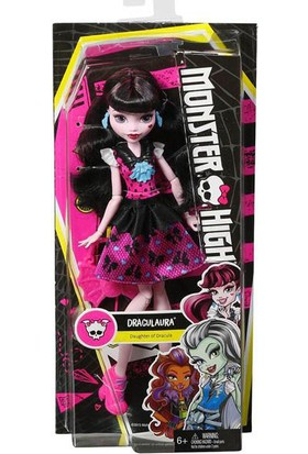 Monster High Dnw97 Okulunda İlk Gün Acayipleri