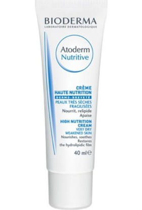 Bioderma Atoderm Nutrition Cream 40Ml