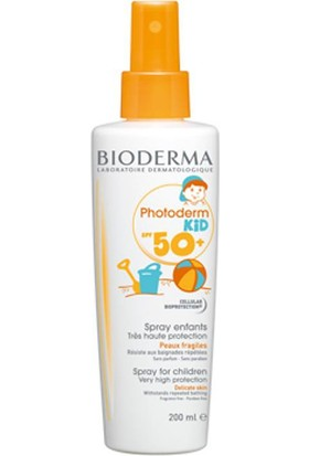 Bioderma Photoderm Kid Spray 200Ml