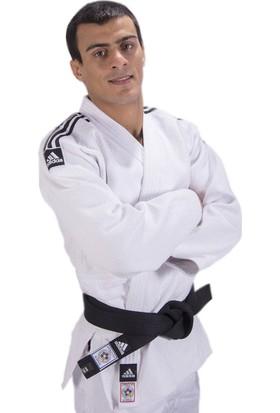 Adidas Champion II Judo Müsabaka Elbisesi Beyaz