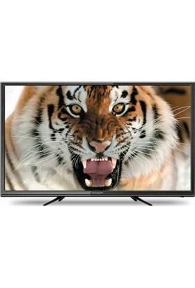 """Awox 40"""" 102 Ekran Uydu Alıcılı Full HD LED TV"""
