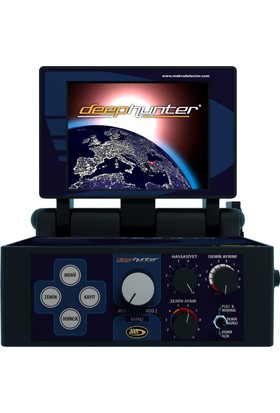 Makro Dedektör Deephunter Pro Paket