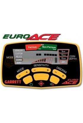 Garrett Dedektör Euro Ace 350