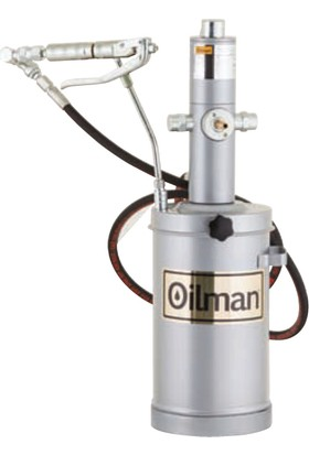 Oilman A-1/5 Havalı Gres Pompası