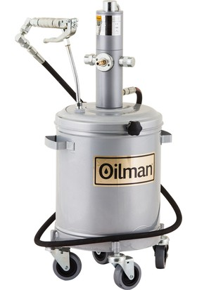 Oilman A-1/10 Havalı Gres Pompası