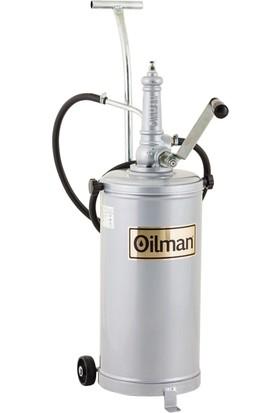 Oilman D-1 / 18 Turlu İnce Yağ Pompası