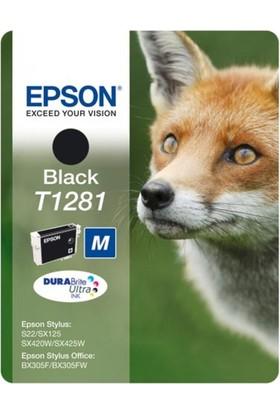 Epson T1281 Orjinal Siyah Kartuş