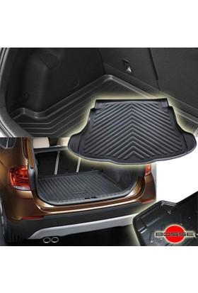 Tvet Ford Focus 3 Sedan Bagaj Havuzu 2011 Sonrası Siyah (Yüksek Zeminli Bagaj-Kalın Stepne)