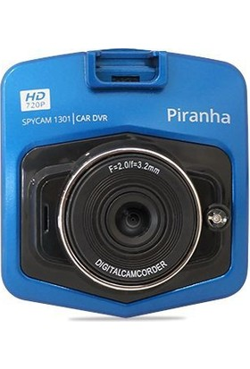 Tvet Piranha Spycam 1301-Hd Araç İçi Video Kamera