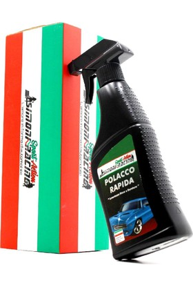 Simoni Racing Polacco Rapida - Hızlı Wax Cila Smn100249