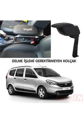 AutoEN Dacia Lodgy Kol Dayama Kolçak Siyah Delme Yok!