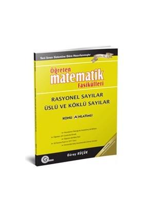 Gür Yayınları Rasyonel-Üslü-Köklü Sayılar