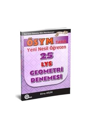 Gür Yayınları Lys Geometri Deneme