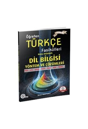 Gür Yayınları Türkçe Dilbilgisi Çözüm Yöntemleri