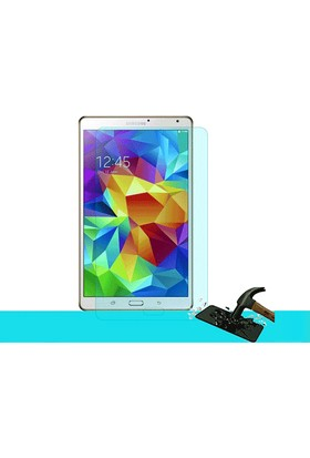 SAMSUNG Galaxy Tab 3 Lite T113 Tempered Glass Tablet Cam Ekran Koruyucu