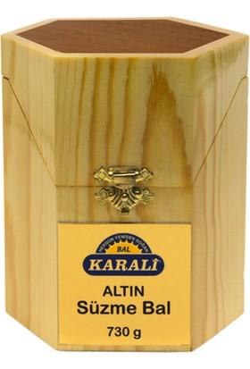 Karali Altın Süzme Özel Çiçek Balı 730 gr