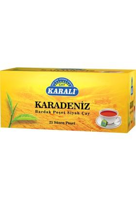 Karadeniz Bardak Poşet Siyah Çay 25'li