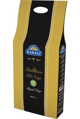 Karali Premium Filiz Çay 3 kg + Paşabahçe Saklama Kabı Hediye