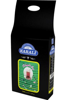 Karali Hediyelik Çay 3 kg + Paşabahçe Saklama Kabı Hediye