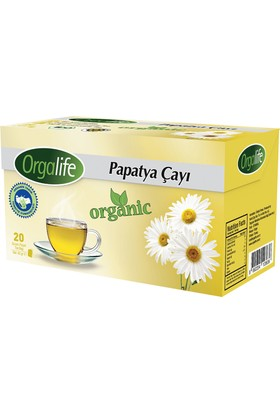 Orgalife Bardak Poşet Papatya Çayı 20'li