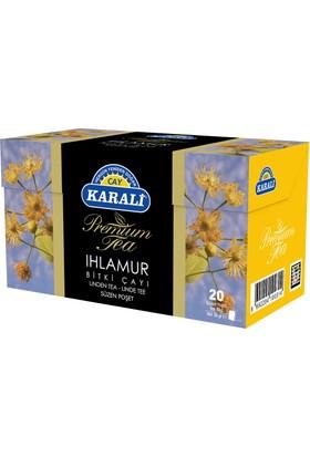 Premium Bardak Poşet Ihlamur Çayı 20'li