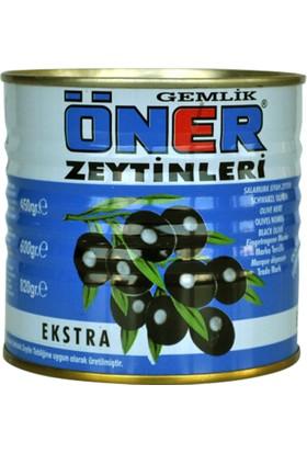 Öner ZeytinÖner Ekstra Siyah Zeytin 450 Gr.