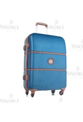 Ground Orta Boy Valiz 4 Tekerlekli Bavul 10505