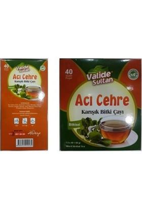 Valide Sultan Acı Çehre Çayı
